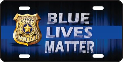 Blue Lives Matter-0