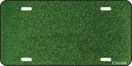 Green Glitter Tag-0