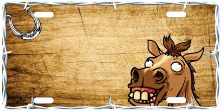 Crazy Horse Tag-0