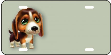 Jack Russell Cartton Tag-0