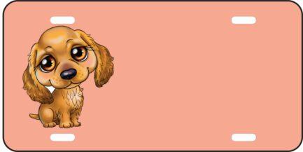 Lady Dog Tag-0
