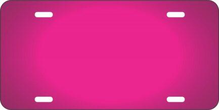 Pink Car Tag-0