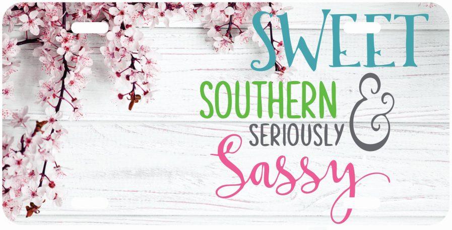 Southern Car Tag-0