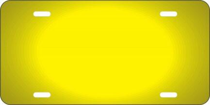 Yellow Car Tag-0