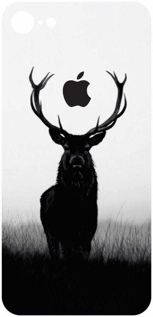 iPhone 8 Deer Shadow Skin-0