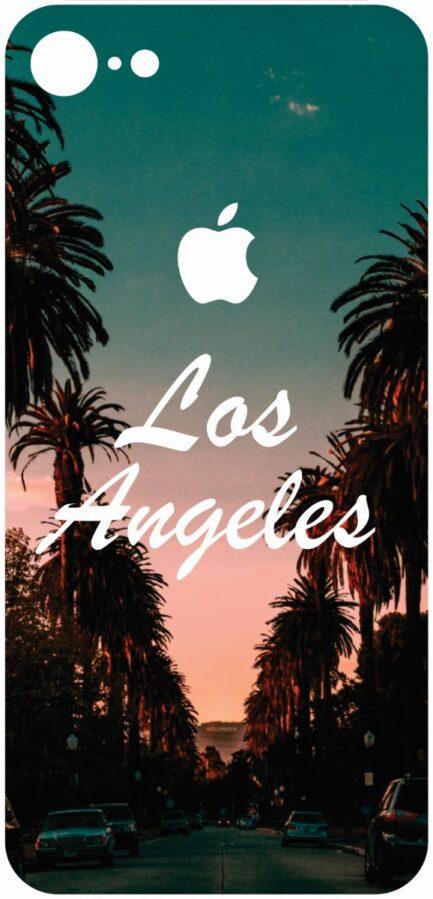 iPhone 8 LA Skin-0