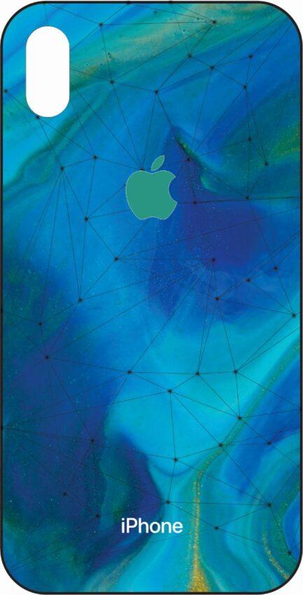 iPhone Xs Max Liquid Design #2-0