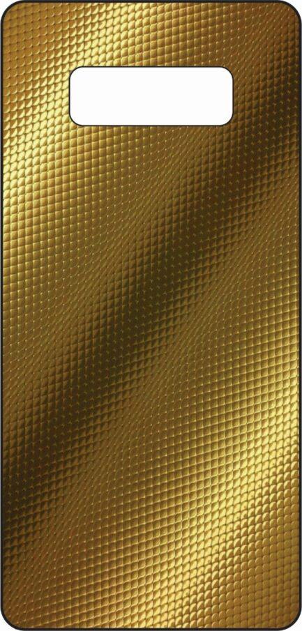 Note 8 Skins Gold Design-0