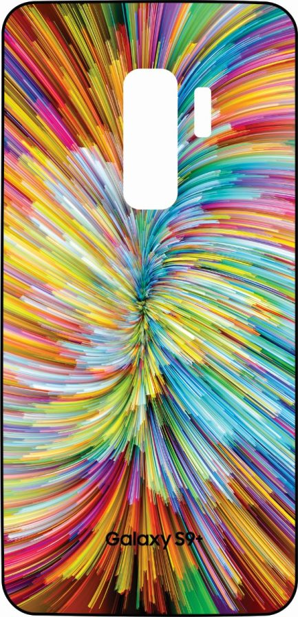 S9 Plus Skin Colorful Design #1-0