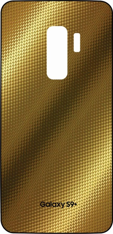 S9 Plus Skin Gold snake Skin Design-0