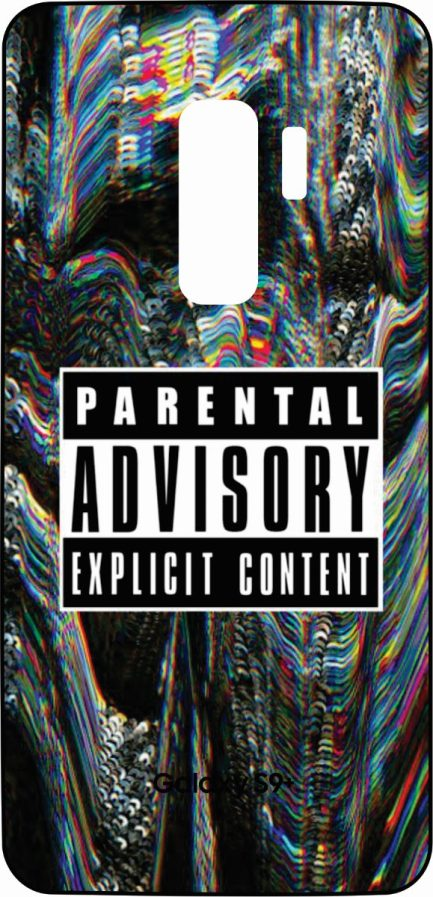 S9 Plus Skin Parental Advisory -0