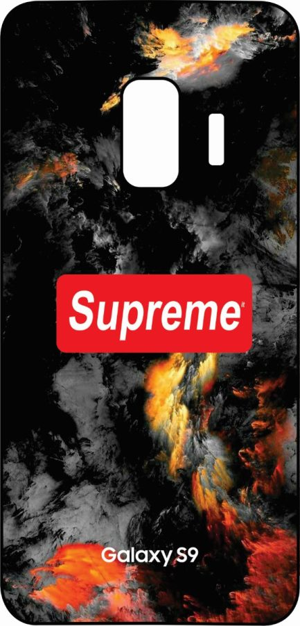 S9 Supreme It Black and Orange Smoke Design-0