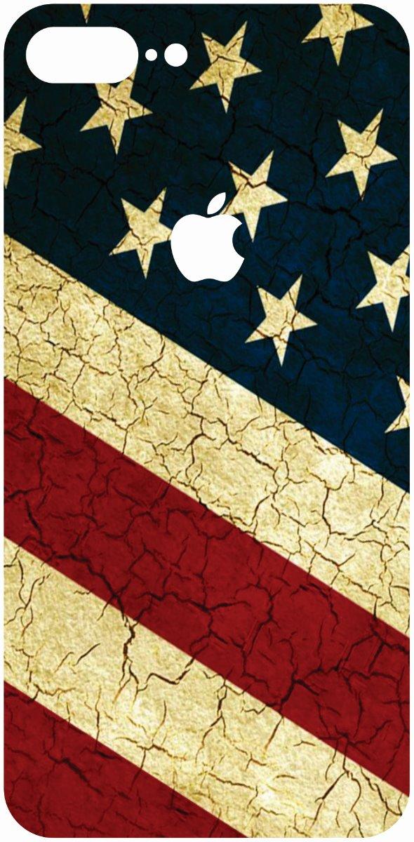 iPhone 8 Plus American Flag Skin-0