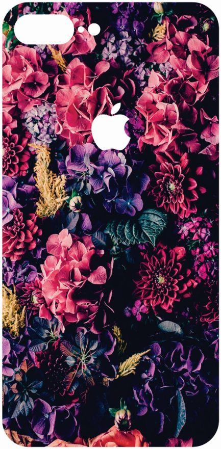 iPhone 8 Plus Folwer Skin-0