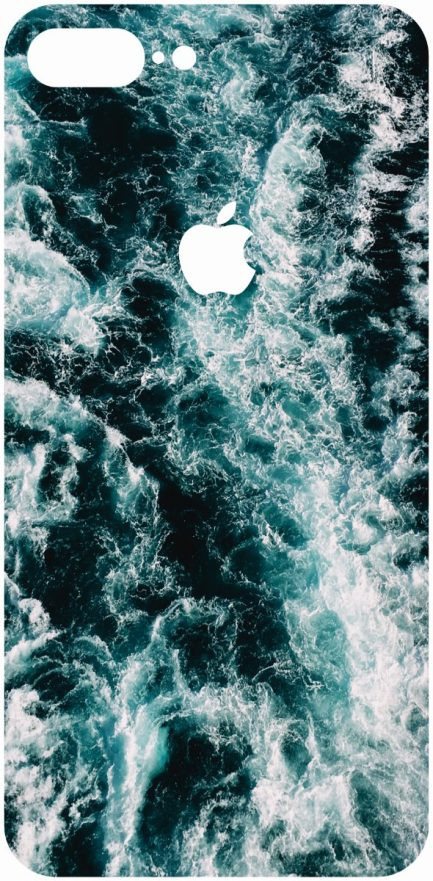 iPhone 8 Plus Water Skin-0