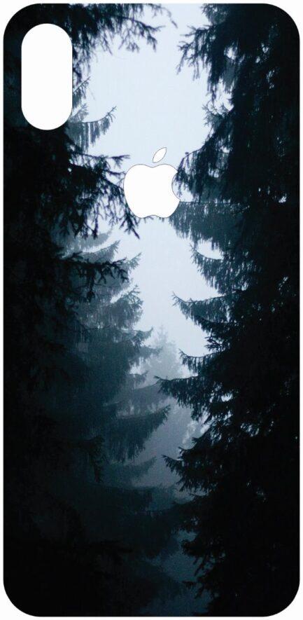 iPhone X Forrest Skin-0