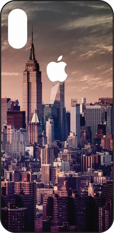 iPhone X New York Skin-0