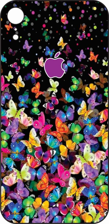 iPhone XR Butterfly Design #2-0