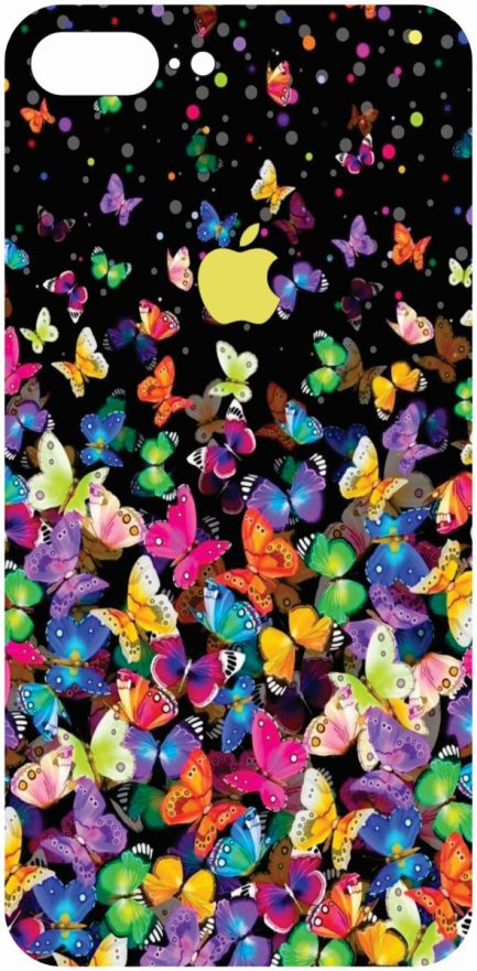 iPhone 8 Plus Butterfly Design #1-0