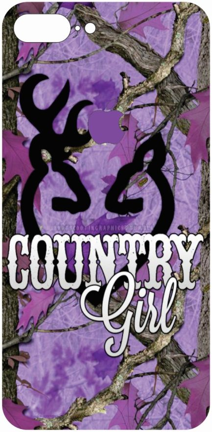 iPhone 8 Plus Country Girl Design-0