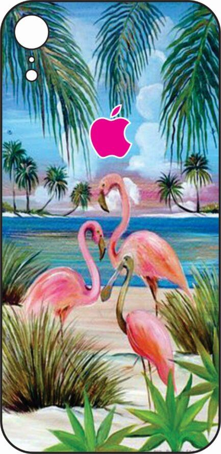 iPhone XR Flamingo's Design #1 -0