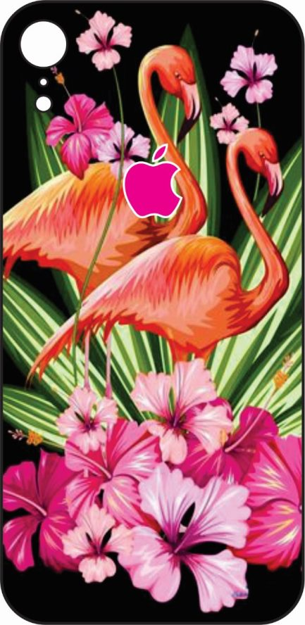iPhone XR Flamingo's Design #2-0