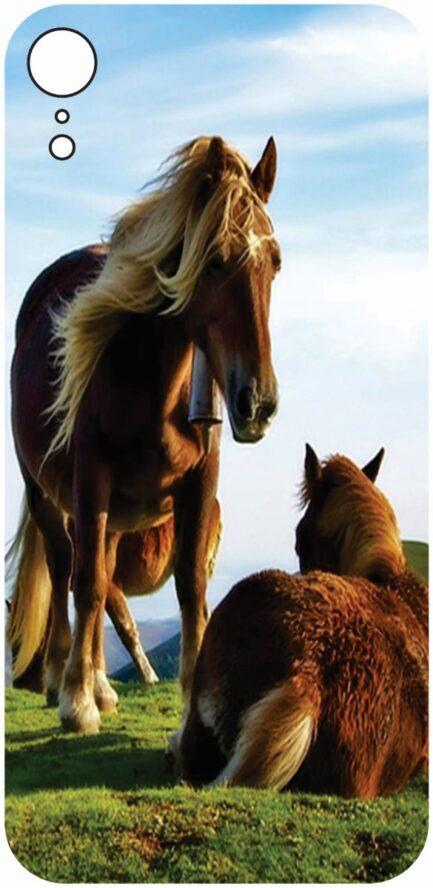 iPhone XR Horse #2-0
