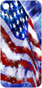 iPhone XR American Flag Design #1