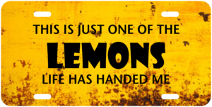 This is the only lemons